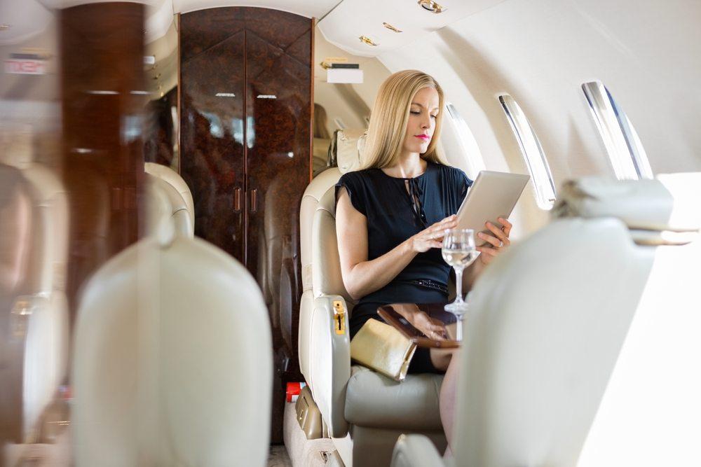 Услуги частной бизнес-авиации