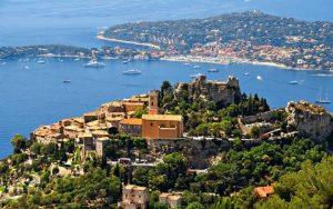 экскурсий по Лазурному Берегу Франции: яхты, вертолеты, авто